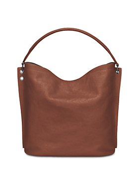 Longchamp - 3D Leather Hobo Bag