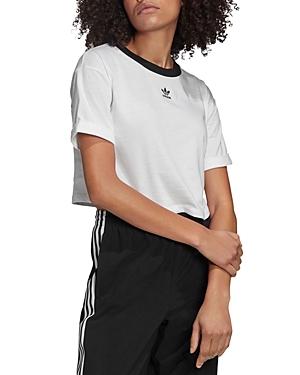 Adidas Originals ADIDAS CROP RINGER TEE