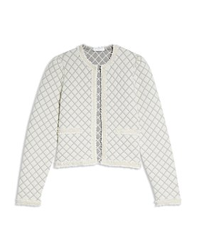 Sandro - Hamy Quilted Cardigan