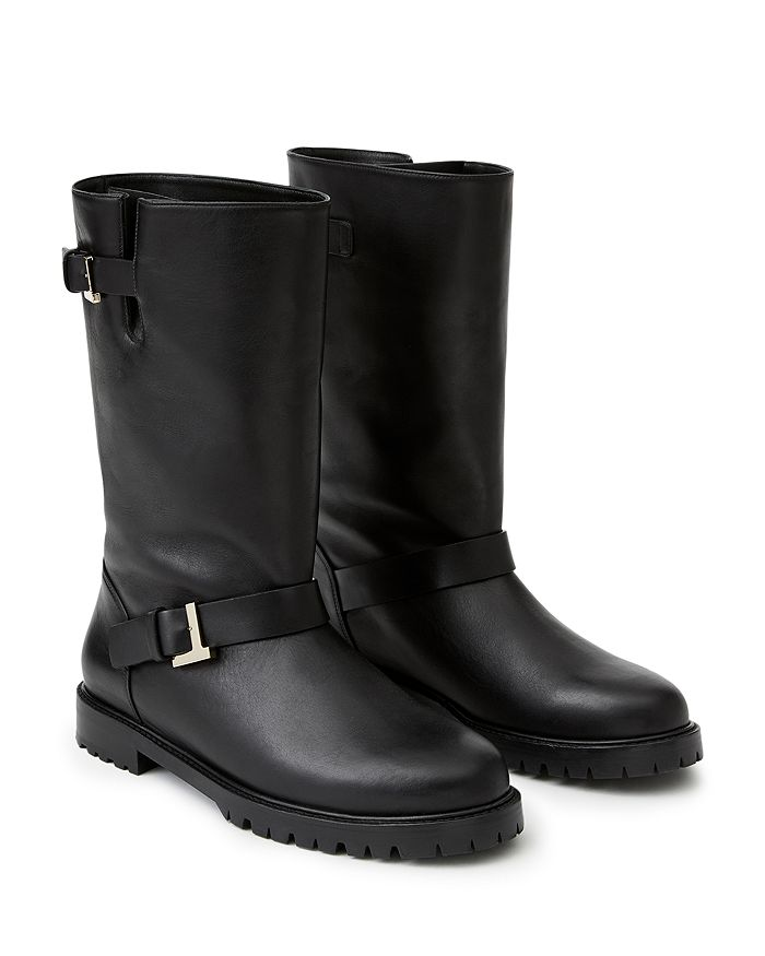 Lafayette 148 New York - Women's Jordan Buckled Boots