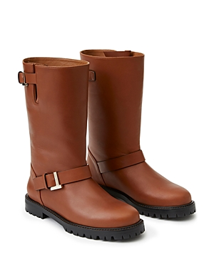 Lafayette 148 New York Women's Jordan Buckled Boots