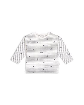 Miles Baby - Boys' Printed Long Sleeve Top - Baby