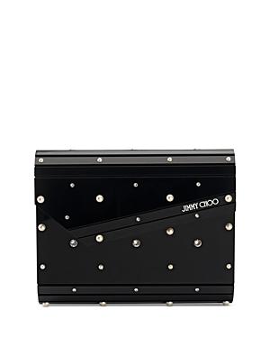 Jimmy Choo Candy Embellished Small Clutch-Handbags