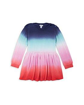 Splendid - Girls' Multicolor Dip Dye Dress - Little Kid