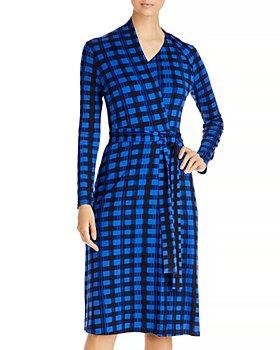BOSS - Ettay Printed Wrap Dress