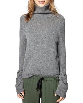 Zadig & Voltaire - Cashmere Turtleneck Sweater