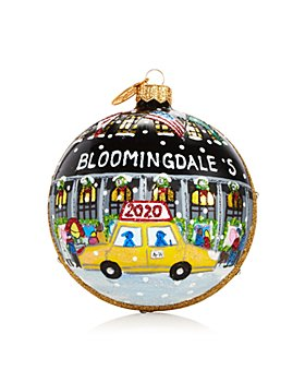Michael Storrings - Bloomingdale's Store Front Ornament