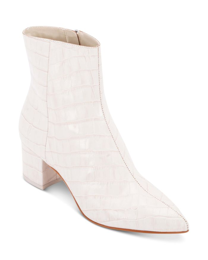 Dolce Vita Women's Bel Block-Heel Ankle Booties    Bloomingdale's