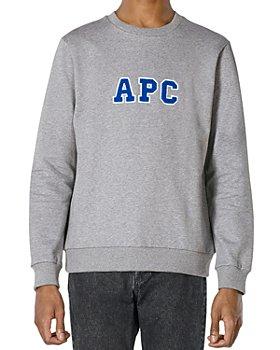 A.P.C. - Malcolm Logo Sweatshirt