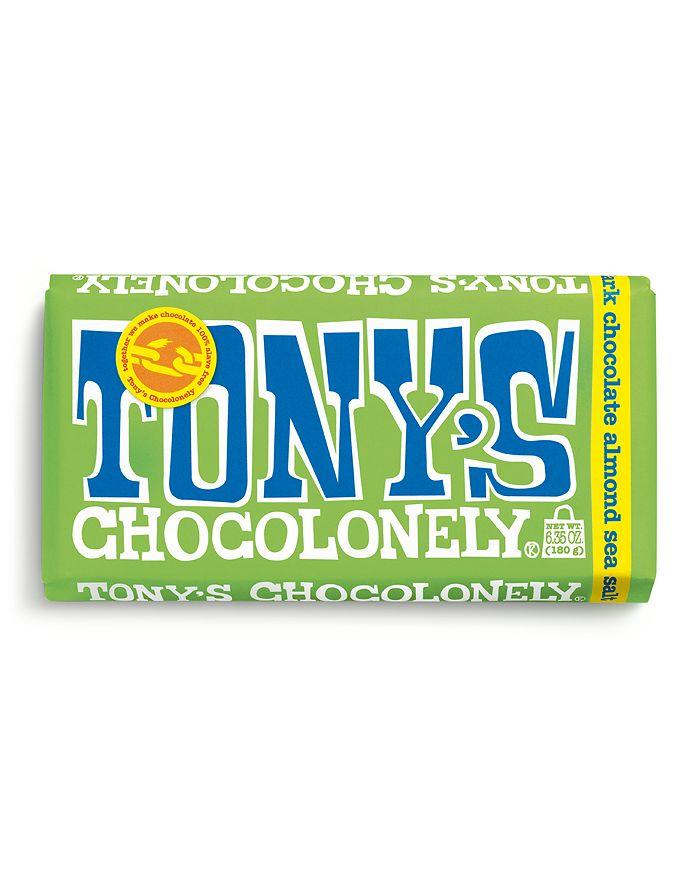 Tony's Chocolonely - Dark Chocolate Almond Bar