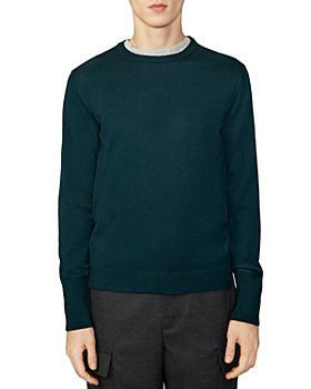 Officine Générale - Textured Merino Sweater