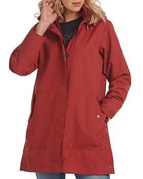 Barbour - Roseate Hooded Raincoat