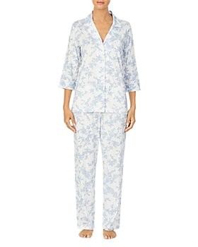 Ralph Lauren - Printed Pajamas Set
