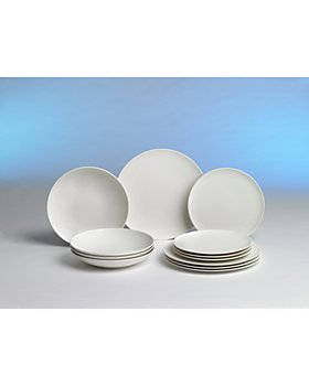 Villeroy & Boch - Voice Basic 12 Piece Dinnerware Set