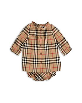 Burberry - Girls' Marissa Vintage Check Dress & Bloomers - Baby