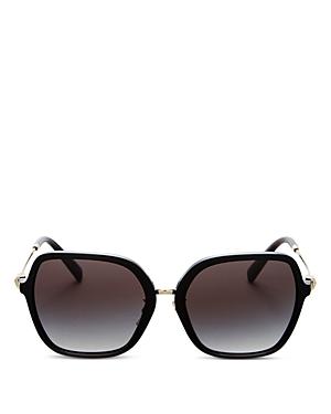 Valentino Women\\\'s Square Sunglasses, 57mm-Jewelry & Accessories