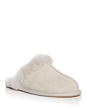 UGG® - Women's Scuffette Shearling Slide Slippers
