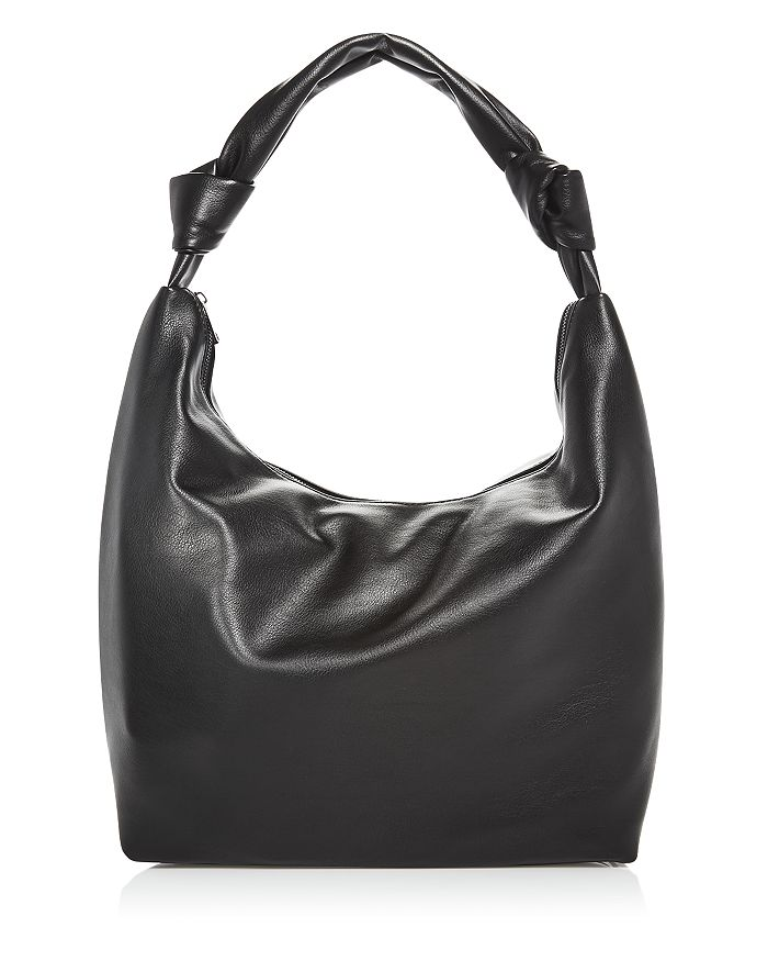 Aqua Slouchy Hobo Bag - 100% Exclusive In Black