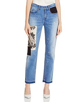 Hellessy - Mcauley Patch Detail Jeans