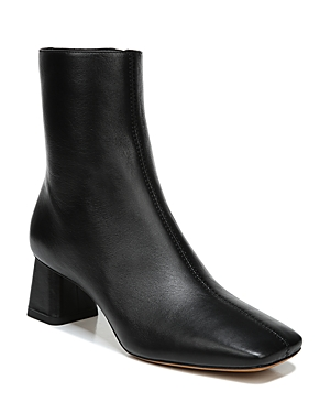 Vince WOMEN'S KOREN SQUARE TOE BOOTIES