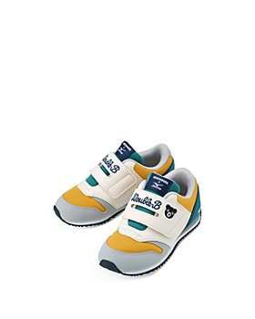 Miki House - Boys' Multicolored Sneakers – Toddler, Little Kid