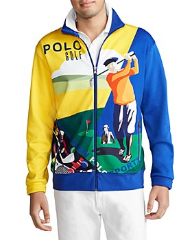 Polo Ralph Lauren - Golf-Print Track Jacket