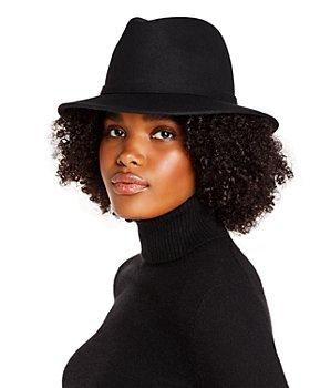 AQUA - Felted Wool Hat