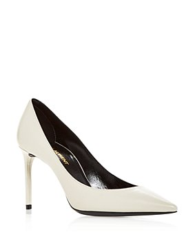 Saint Laurent - Women's Zoe Pointed Toe Pumps