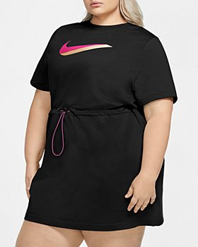 Nike Plus - Plus Size Icon Clash Dress