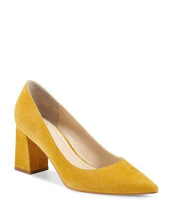 Marc Fisher LTD. - Women's Block Heel Pumps