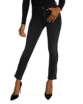 Good American - Good Classic Skinny Jeans in Black114