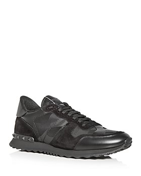 Valentino Garavani - Men's Rockrunner Camouflage Sneakers