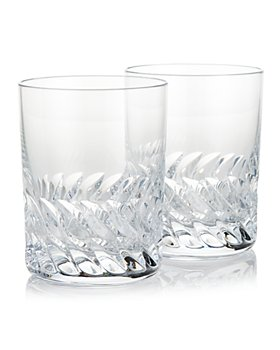 Baccarat - Manhattan Glasses Collection - 100% Exclusive