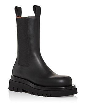 Bottega Veneta - Women's Lug Platform Boots