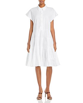 See by Chloé - Button-Front Shift Dress