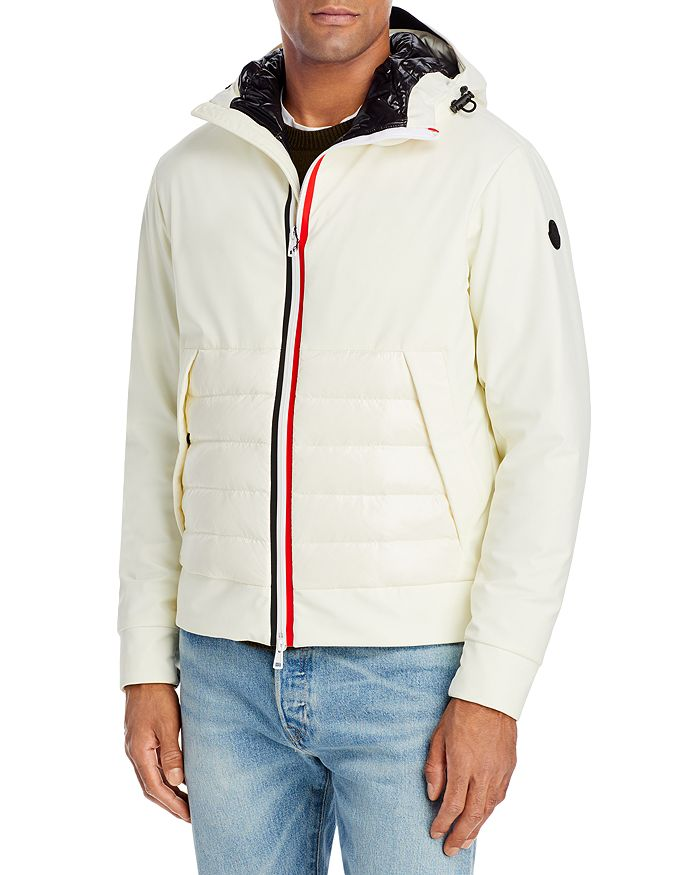 Moncler - Authion Lightweight Puffer Inset Jacket