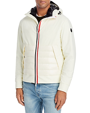 Moncler Authion Lightweight Puffer Inset Jacket