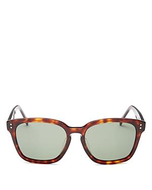 Celine Men's Square Sunglasses, 56mm