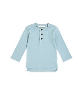 FIRSTS by petit lem - Boys' Textured Henley - Baby