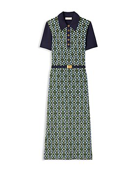 Tory Burch - Gemini Link Jacquard Dress
