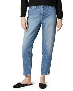 JAG Jeans - Luna Vintage Tapered Jeans in Soho Blue