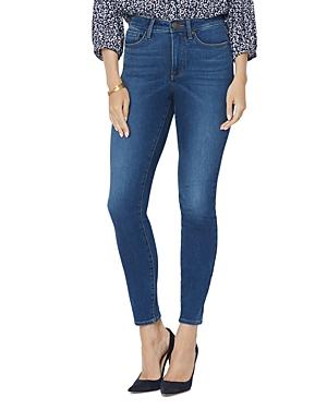 Nydj Ami High Rise Skinny Jeans in Presidio