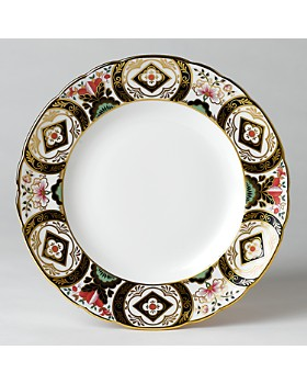 "Royal Crown Derby - ""Chelsea Garden"" Accent Plate, 8"""