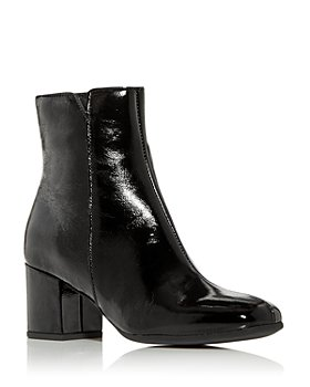 La Canadienne - Women's Juni Waterproof Block Heel Booties