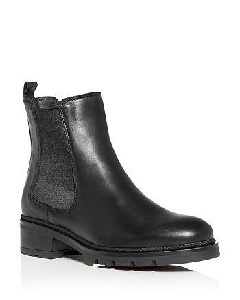 La Canadienne - Women's Sorento Waterproof Block Heel Chelsea Boots