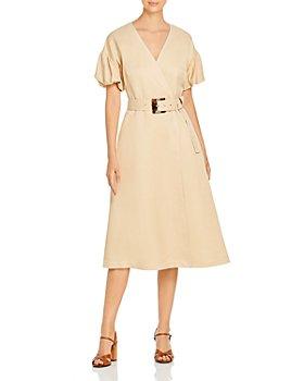 Lafayette 148 New York - Bettina Belted A Line Dress