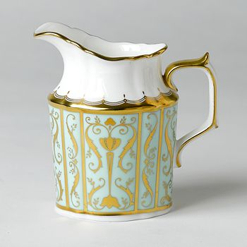 "Royal Crown Derby - ""Darley Abbey"" Creamer"