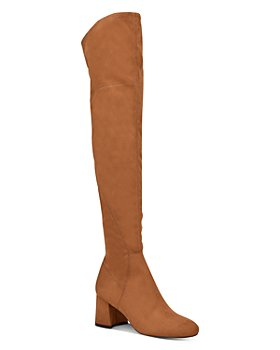 Marc Fisher LTD. - Women's Yahila Faux Suede Over The Knee Boots