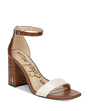 Sam Edelman Women\\\'s Daniella Ankle Strap High Heel Sandals