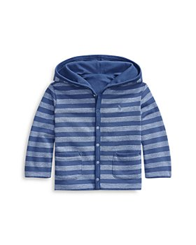Ralph Lauren - Boys' Reversible Hooded Knit Jacket - Baby